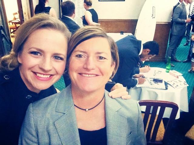 Christine Forster & Amanda Rose 24-02-15