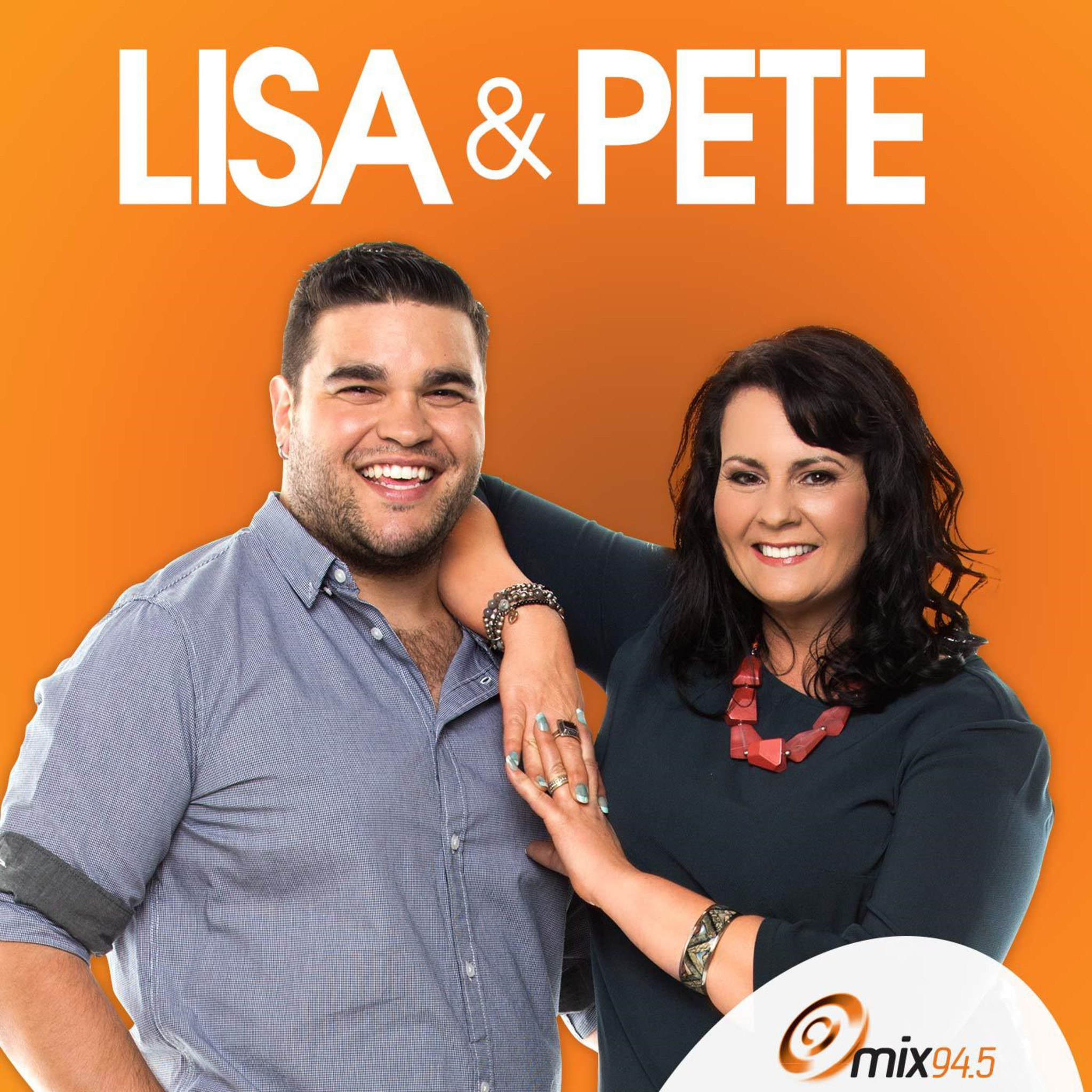 Lisa & Pete Mix94.3 Perth
