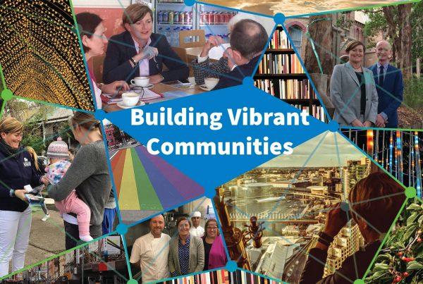 Building Vibrant Communities Christine Forster